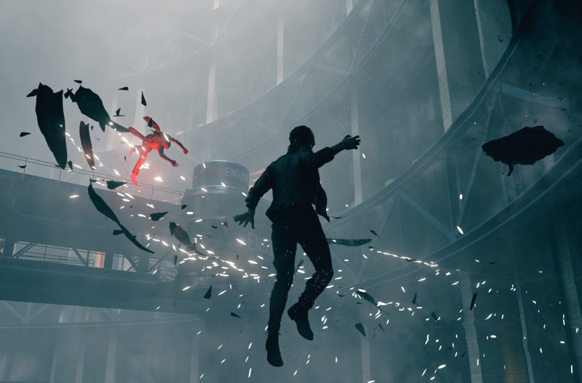 Remedy and Rogue One writer are chatting about a Control movie