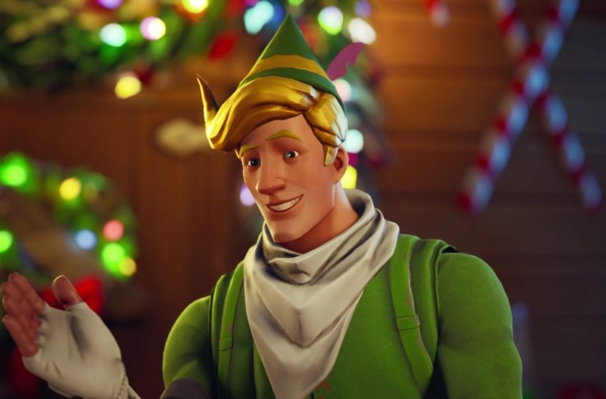 How To Search A Holiday Stocking In The Winterfest Cabin In Fortnite