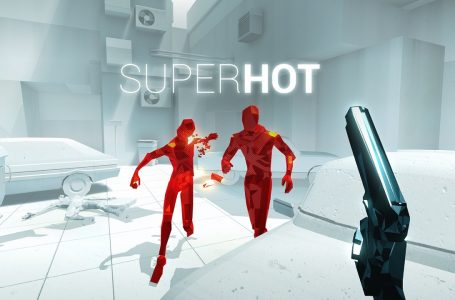 Superhot Is Free on the Epic Games Store until Dec. 22