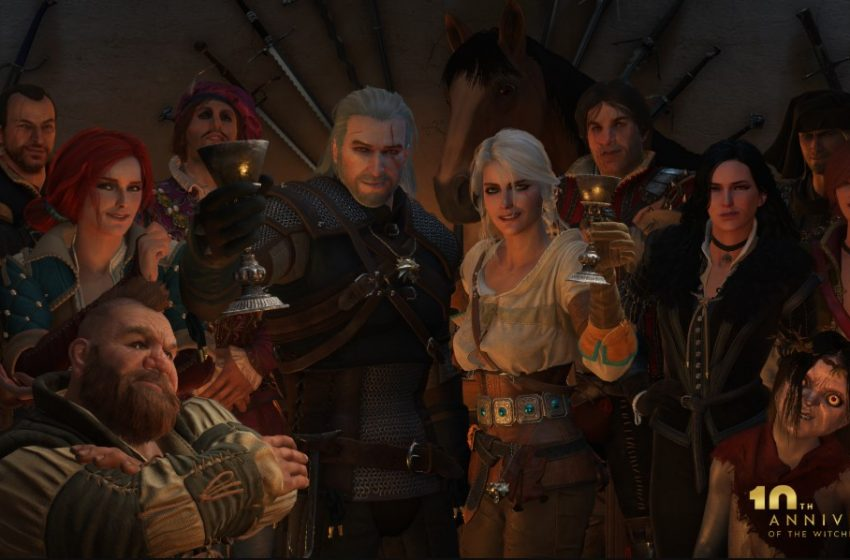 CD Projekt and Witcher Author Have Apparently Put Their Differences Aside
