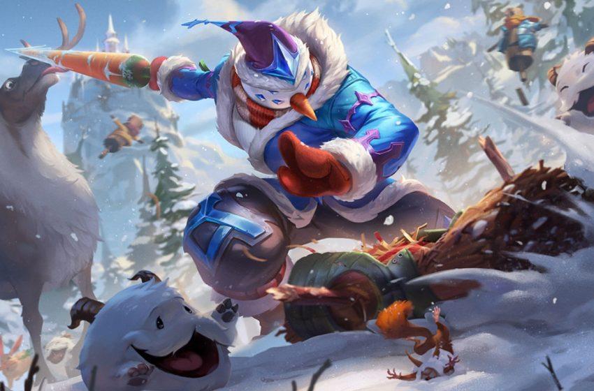 Top 5 Winter-Themed Seasonal Skins