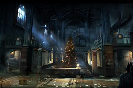 Five of the Best Games That Take Place During Christmas