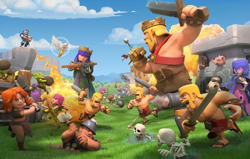 Clash of Clans Saw Its First Year-Over-Year Growth Since 2015, Generated $727 Million in 2019
