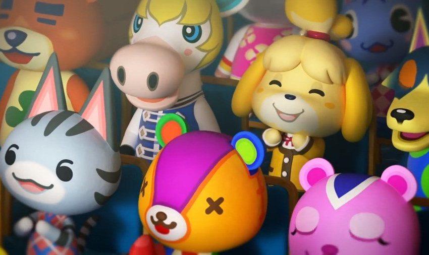 Animal Crossing Trailer Box Art