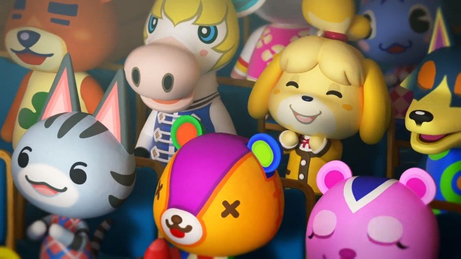 Animal Crossing: New Horizons stickers offer a glimpse of new characters
