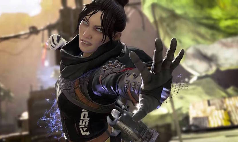 Apex Legends Glitch Sends Players into a Mapless Arena, and a Fist Fight Breaks Out