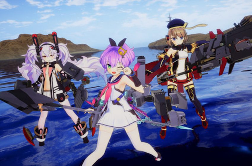 Azur Lane: Crosswave raises its sexy sails in the U.S. and Europe this February