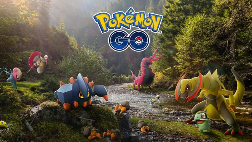 How to Get Basculin and Best Movesets in Pokémon GO