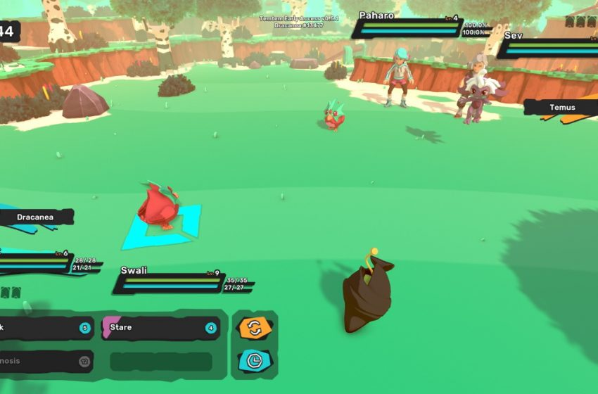 How to battle players in Temtem