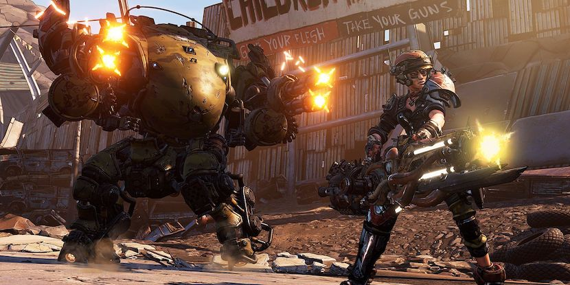 A New Borderlands 2 DLC Will Act As A Link To Borderlands 3