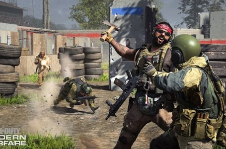 Call of Duty: Modern Warfare's new custom loadouts aren't working, here's how to fix it