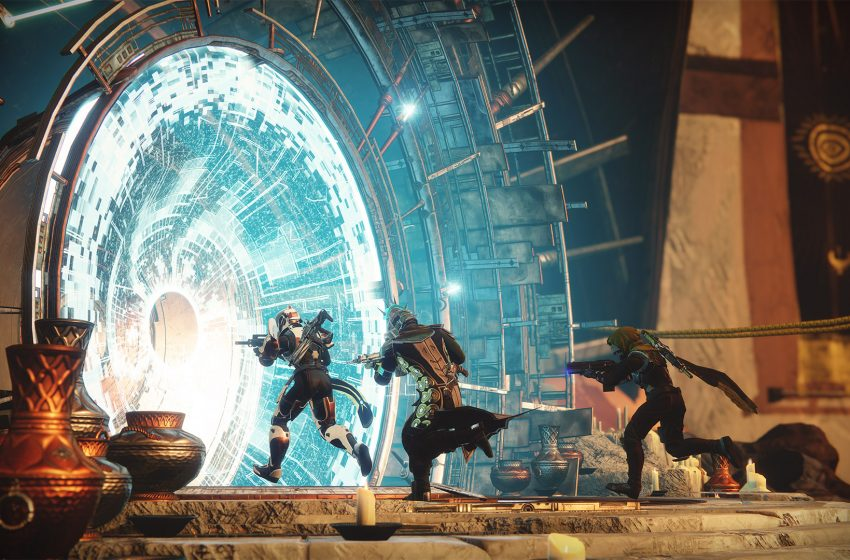 Destiny 2: Forsaken – Wanted: Student of Beltrik Near Exodus Black on Nessus