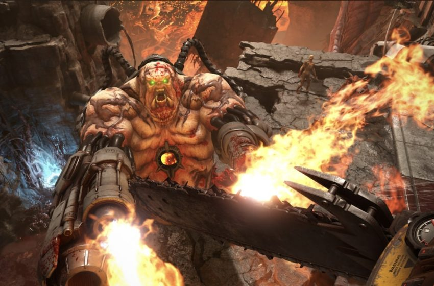 DOOM Eternal to support PS5 and Xbox Series X, id Software reveals