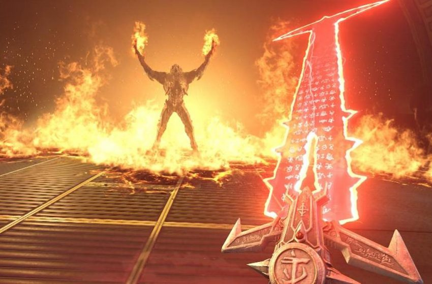 Doom Eternal will contain no microtransactions, says game's creative director