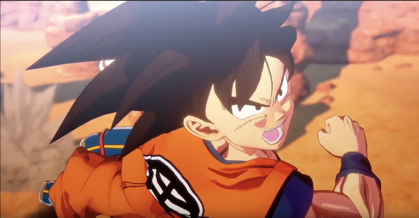 Dragon Ball Z: Kakarot's launch trailer brings the wild and crazy Dragon Ball goodness