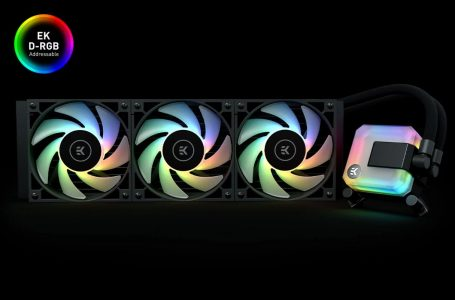 EK sets their sights on all-in-one CPU liquid cooling
