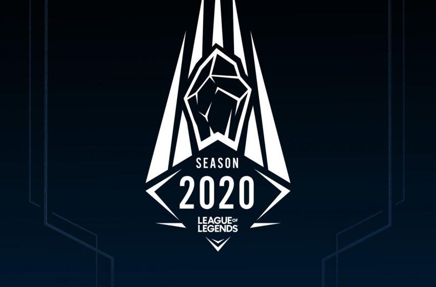 League of Legends' 2020 Competitive Season Launch Date Announced