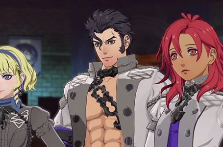 Datamine Reveals Ashen Wolves Supports in Fire Emblem: Three Houses