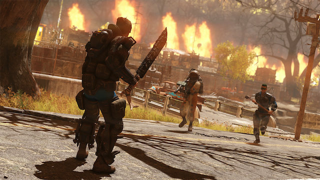 Fallout 76 Set To Begin Beta Test For Wastelanders This Week