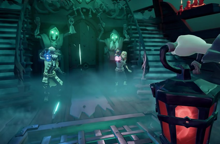 How to Get the Six Flames of Fate in Sea of Thieves
