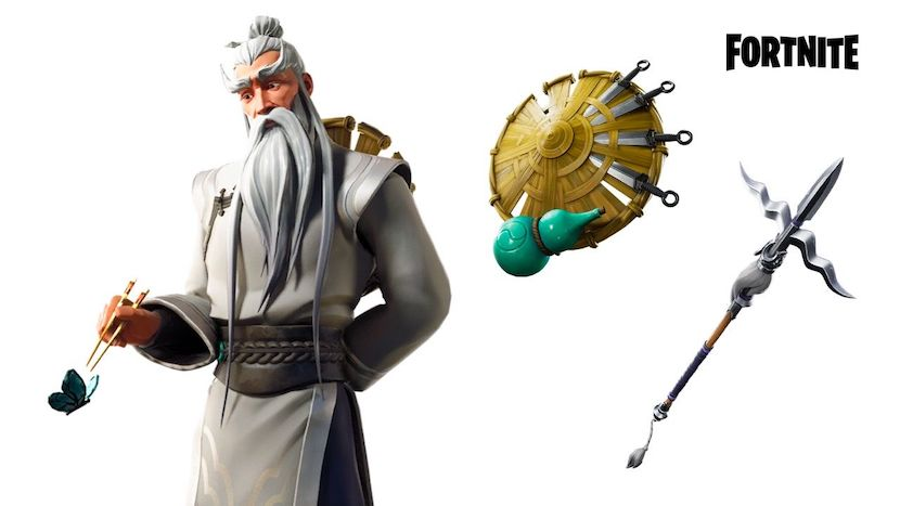 Leak reveals Fortnite's upcoming Chinese New Year skins and cosmetics