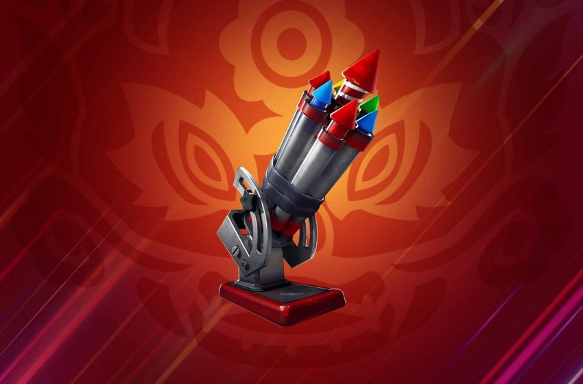 Fortnite's Bottle Rockets are back to celebrate Lunar New Year