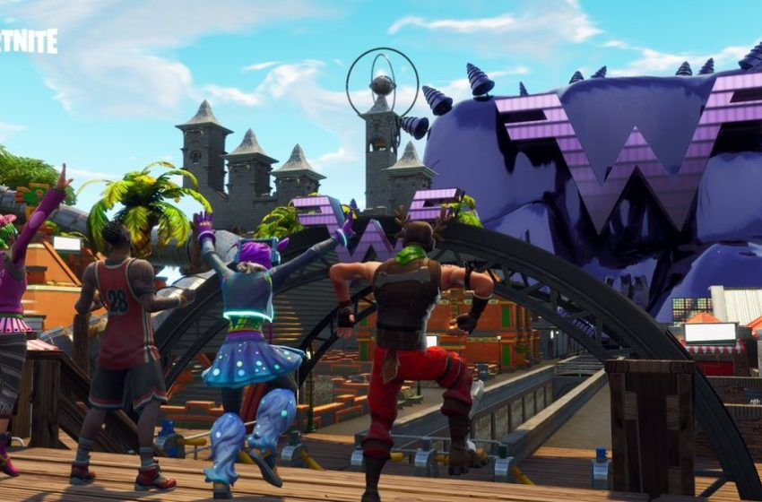 The Four Best Creative Maps in Fortnite
