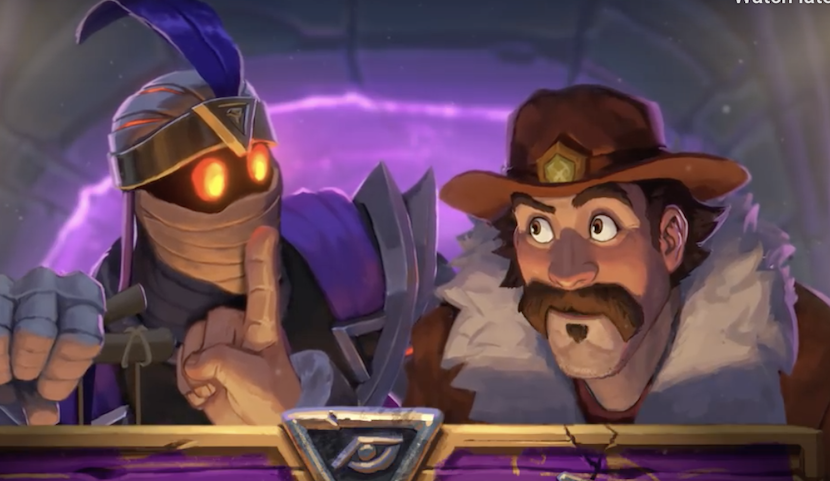 Hearthstone's New Solo Adventure, Galakrond's Awakening, Debuts Later This Month