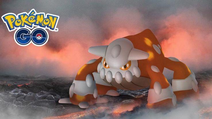 Beat Heatran in Pokémon GO