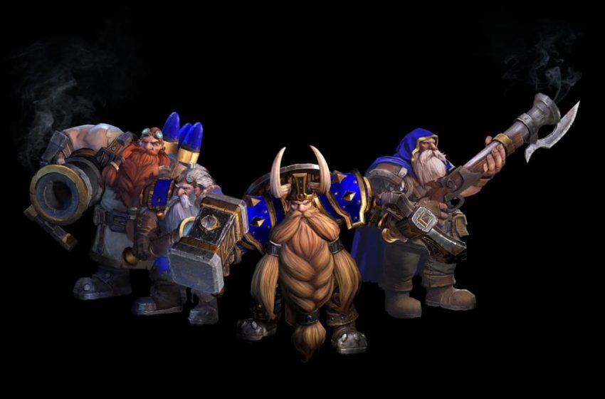 The best Human units in Warcraft 3: Reforged