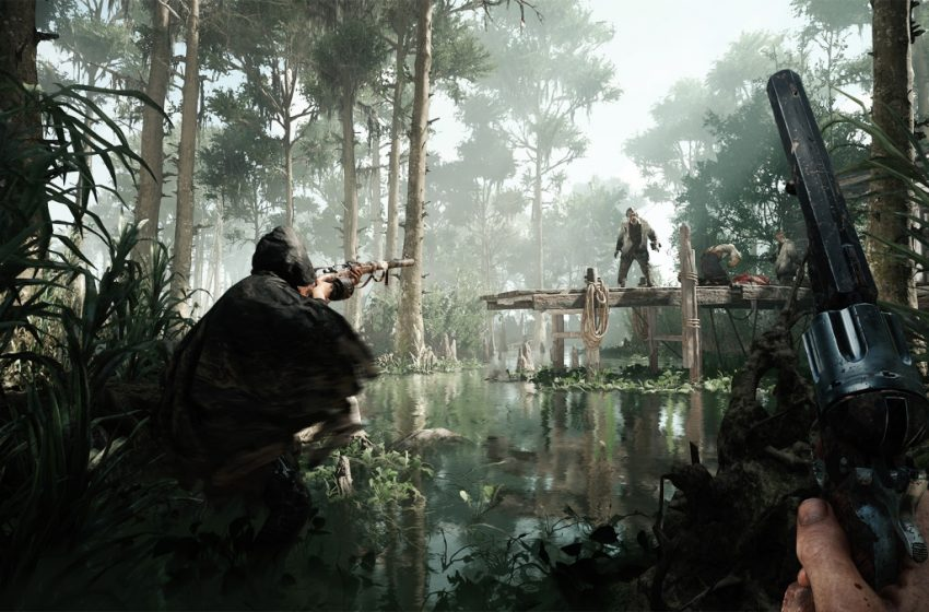 The best primary weapons in Hunt: Showdown