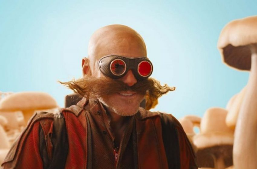 Jim Carrey would love to play Dr. Robotnik again in a Sonic the Hedgehog sequel