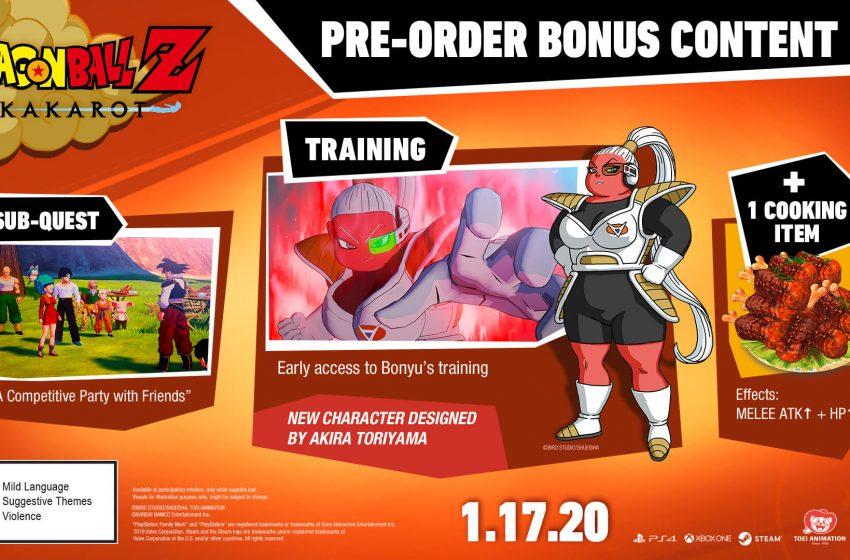 Pre-order Guide for Dragon Ball Z: Kakarot