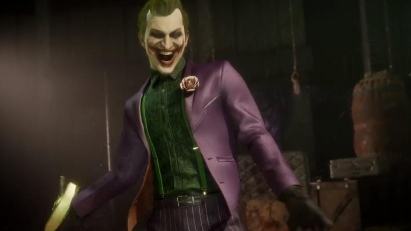 Mortal Kombat 11 Unleashes Joker Gameplay, Available Later This Month For Early Access Users