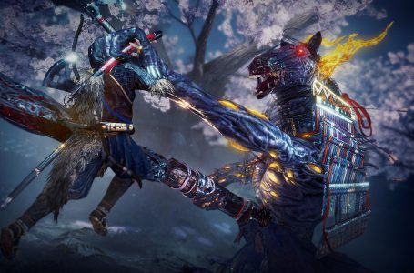Nioh 2 character creation contest winners announced