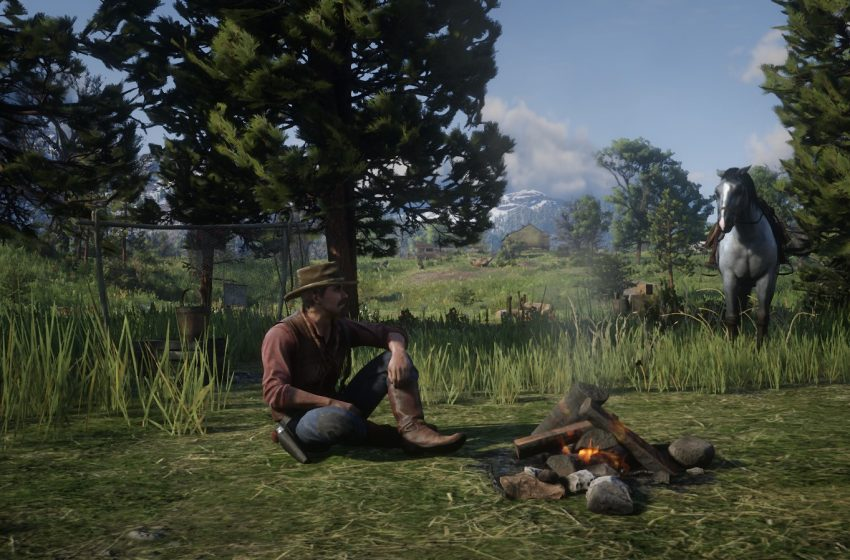 Online Camp Locations in Red Dead Redemption 2