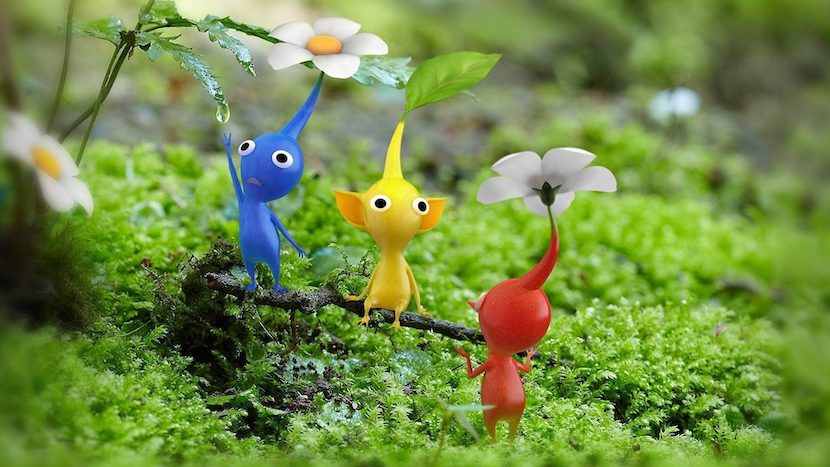 Pikmin 3's Website Goes Down, Hinting More At a Nintendo Switch Announcement