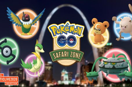 How to buy tickets for the St. Louis Pokémon GO Safari Zone
