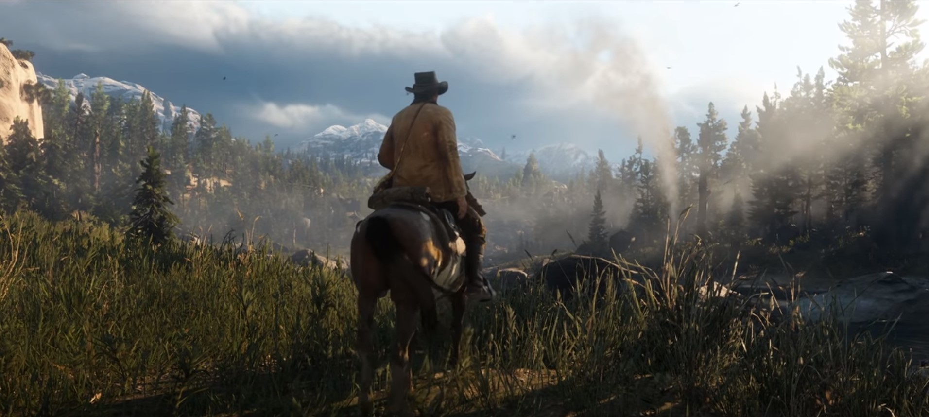 All hunting request locations in Red Dead Redemption 2 – It's Art Trophy Guide