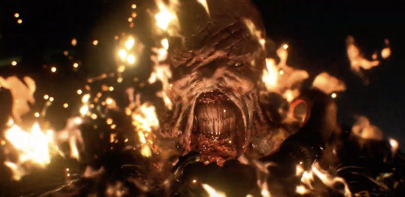 Resident Evil 3's latest trailer focuses on a very angry Nemesis