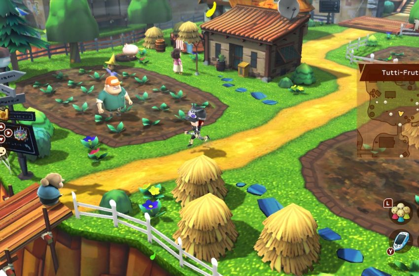 Preview: Snack World – The Dungeon Crawl Gold