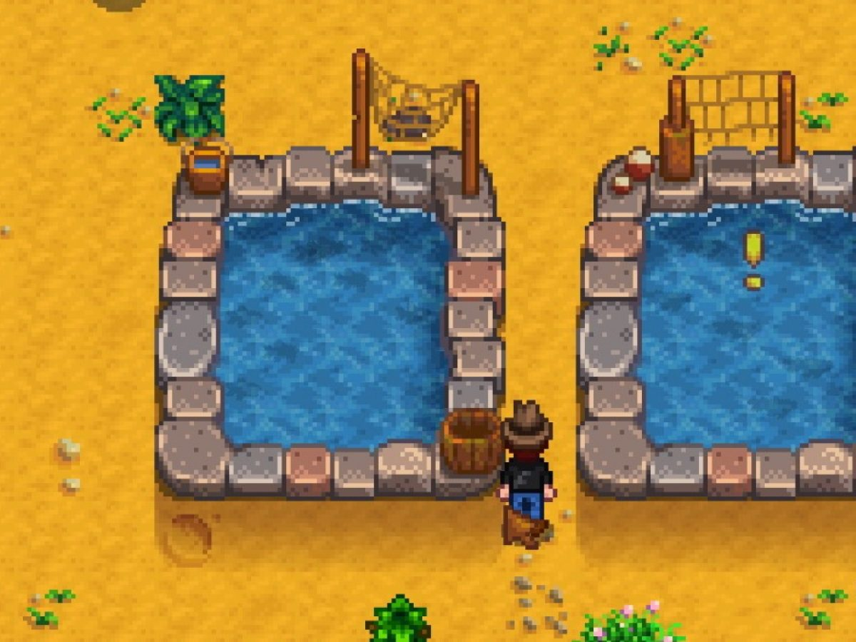 The Best Fish For Fish Ponds In Stardew Valley Gamepur