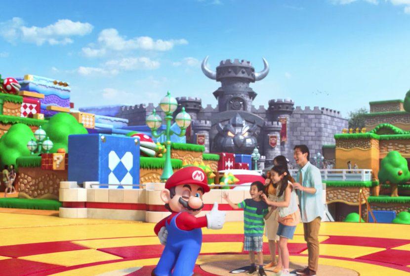 Super Nintendo World Japan Theme Park Has Some Big News Coming Tomorrow