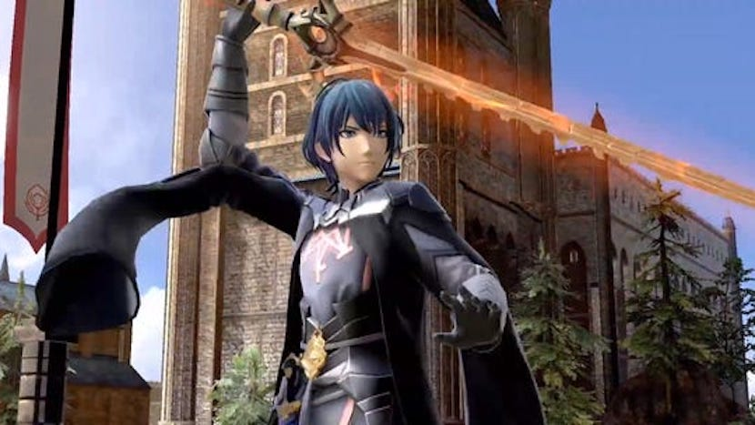 Here's what the pros are saying about Super Smash Bros. Ultimate's Byleth reveal