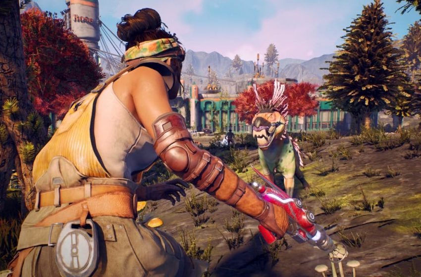 The Outer Worlds blasts off on Nintendo Switch this March