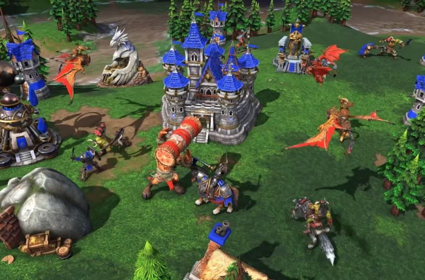How to get a refund for Warcraft 3: Reforged