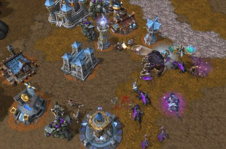 How to heal your units in Warcraft 3: Reforged