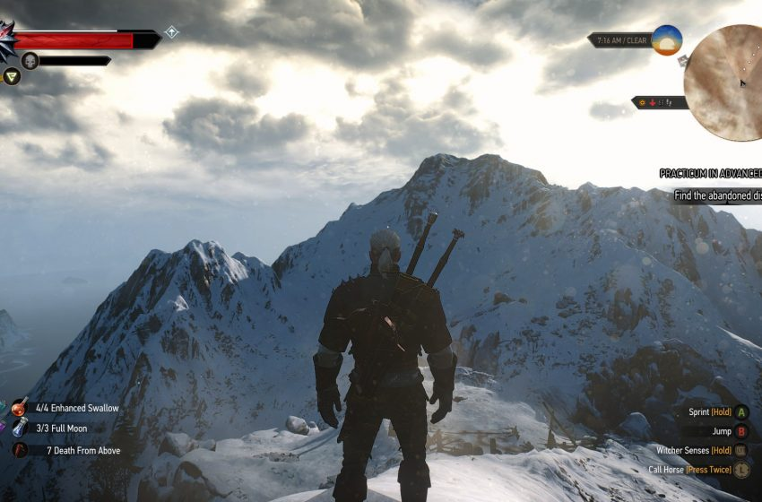 How to Level Up Fast in The Witcher 3: Wild Hunt
