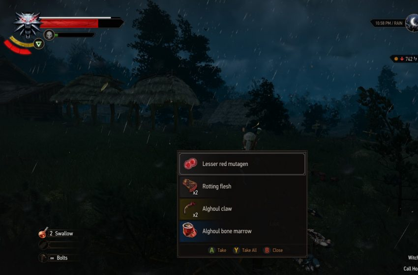 How to Find Red Mutagens in The Witcher 3: Wild Hunt