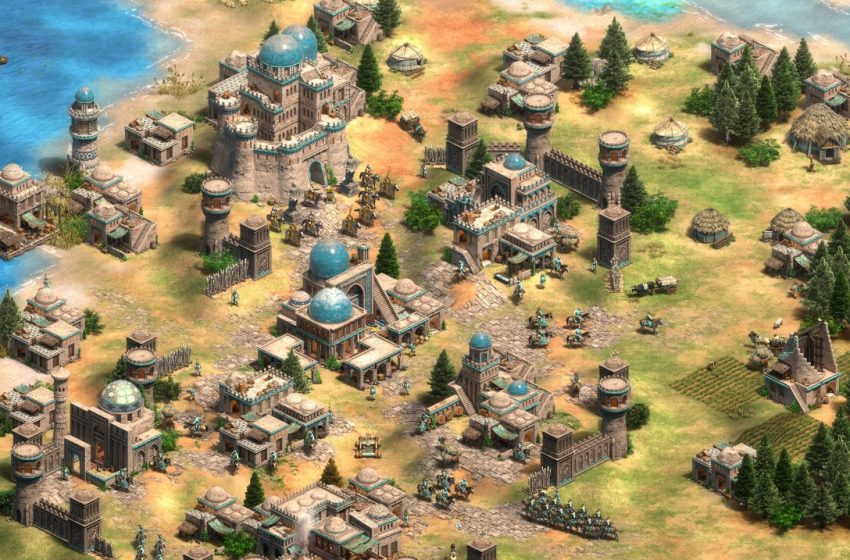 Age of Empires HD and Definitive Editions have reportedly sold 5 million copies
